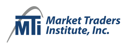 Market Traders Institute  Ideas Portal Logo