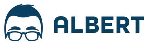 Albert.io Ideas Portal Logo